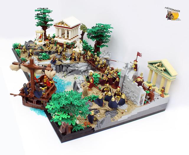 Battle of Sphacteria 425 BC