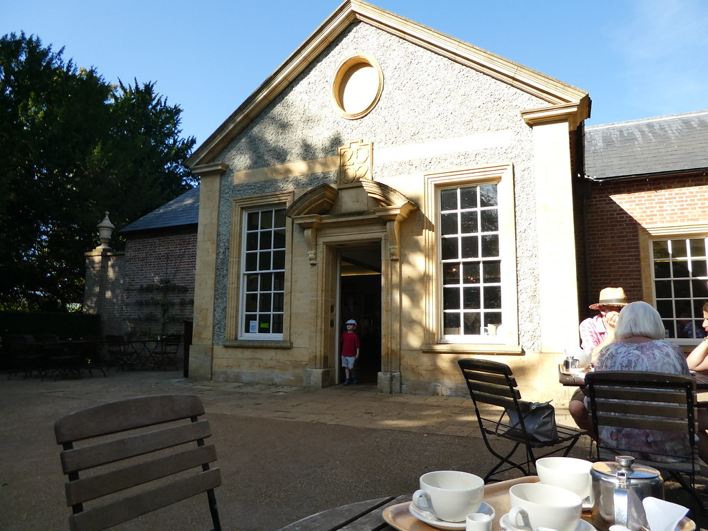 The Pavilion Restaurant, Upton House