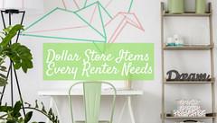 5 Cheap Decor Items Every Renter Needs https://buff.ly/2gJFrGz