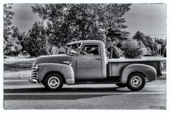 1950s Chevrolet 3100 pickup