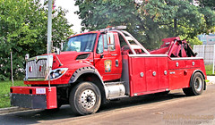 DC Fire & EMS Fleet Maintenance Heavy Wrecker 9670