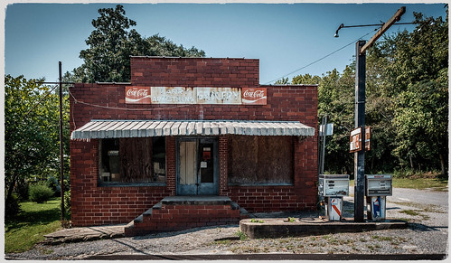 Larry Armstrong Grocery.