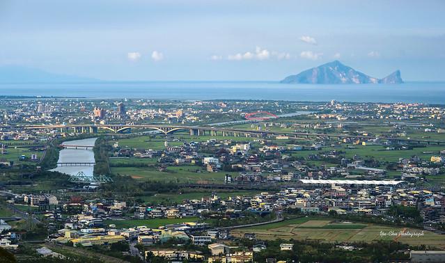 龜山島 x 蘭陽平原