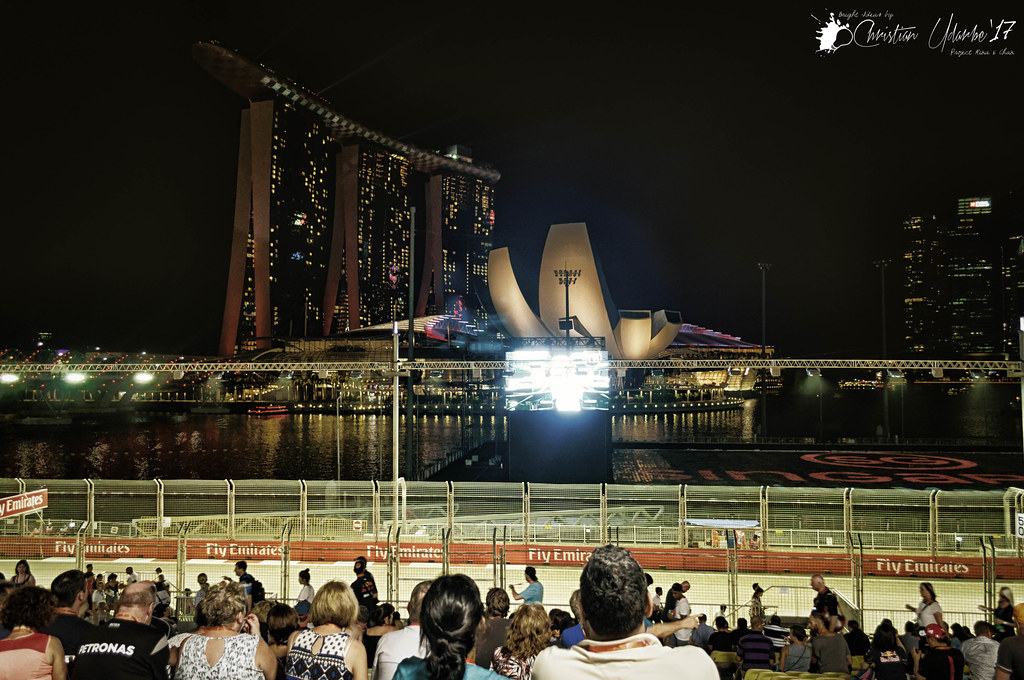 Singapore Grand Prix: The Calm Before the Storm