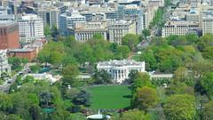 Washington D.C.: White House - south facade