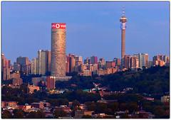 Johannesburg Awakens