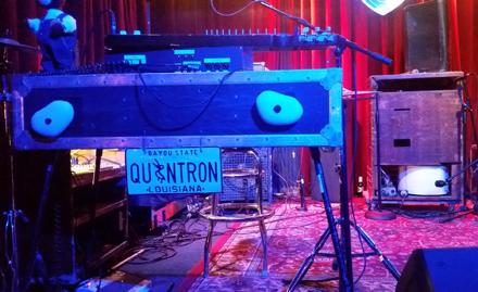 Quintron's Organ