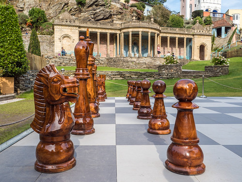 Anyone for a game of chess?