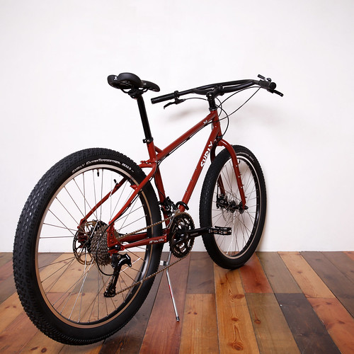 Surly / TROLL Complete Bike / Maroon