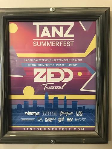 Tanz Summerfest (9/3/17)