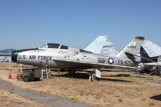 F-84F 52-6475