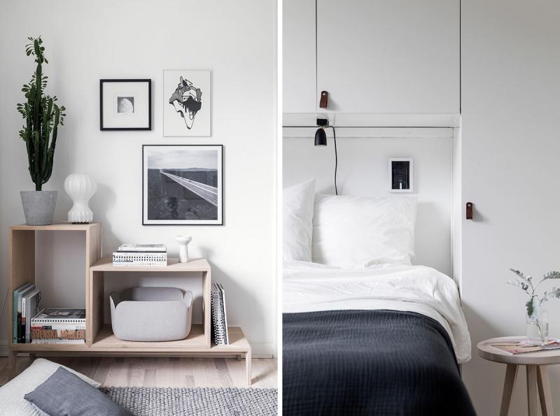 A Light Filled Fresh Scandinavian Home Pinterest Decor Trends 2018