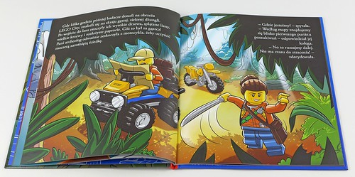 LEGO City Jungle Sekrety Dżungli 05