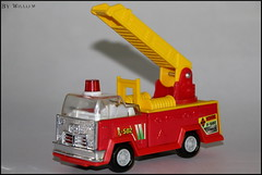 Fire truck toys made in japan
