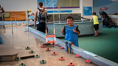 Water fun at the Glazer Children's Museum