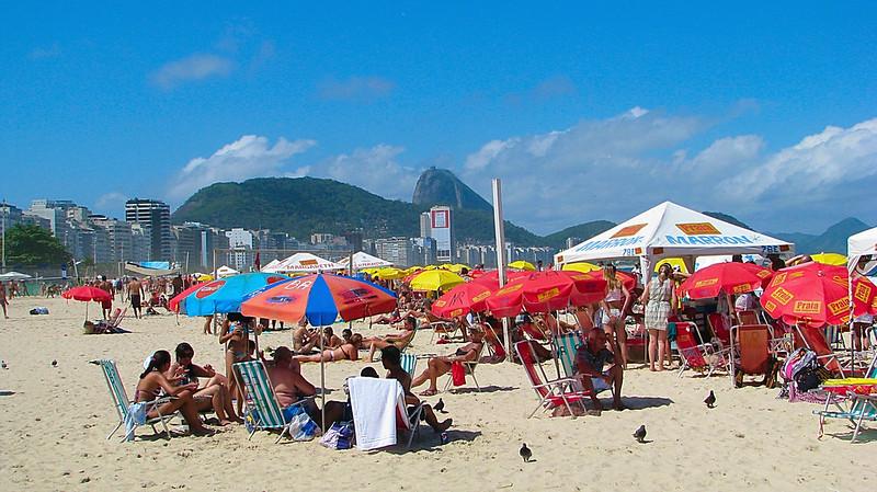 Copacabana Ipanema Bikini Babes