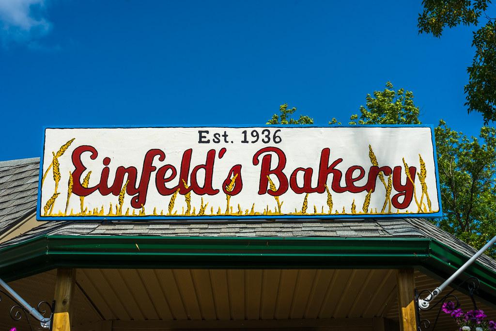 Einfeld's Bakery | Victoria Beach, Manitoba  | Bryan Scott