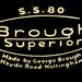 SMCC Constable Run September 2017 - Brough Superior SS80 1937 001G