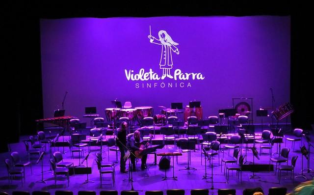 Sinfónica Violeta Parra