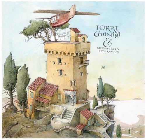 Torre Guinigi & Nungesser