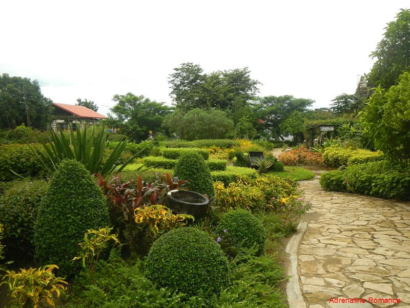 Garden of San Augustine