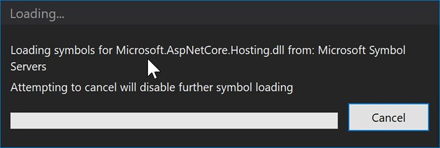Debugging into ASP NET Core 2 0 source code - Laurent Kempé