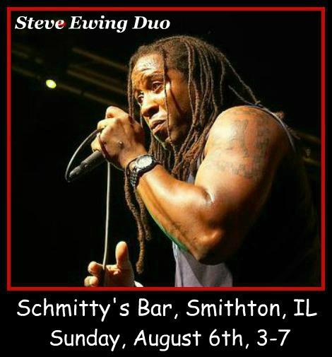 Steve Ewing Duo 8-6-17