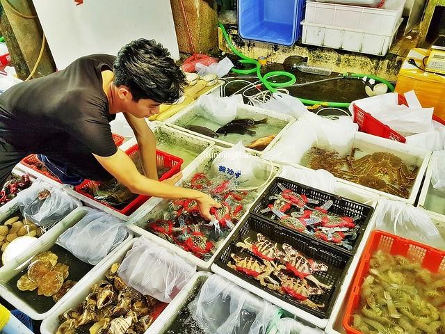 Huangsha Seafood Wholesale Market