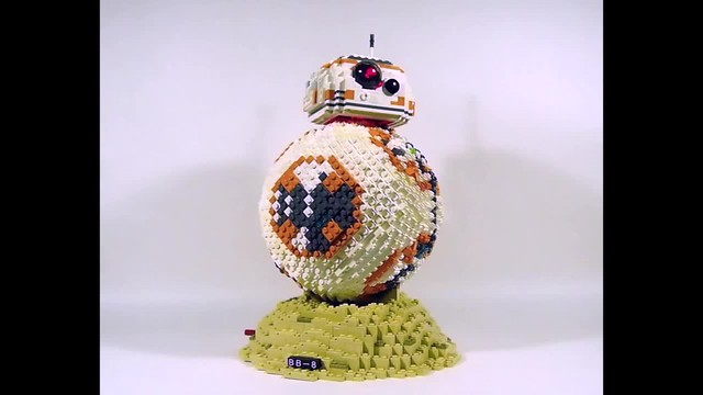 Motored BB-8