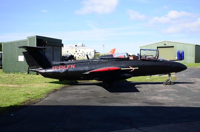 G-DLFN Aero L-29 Delfin