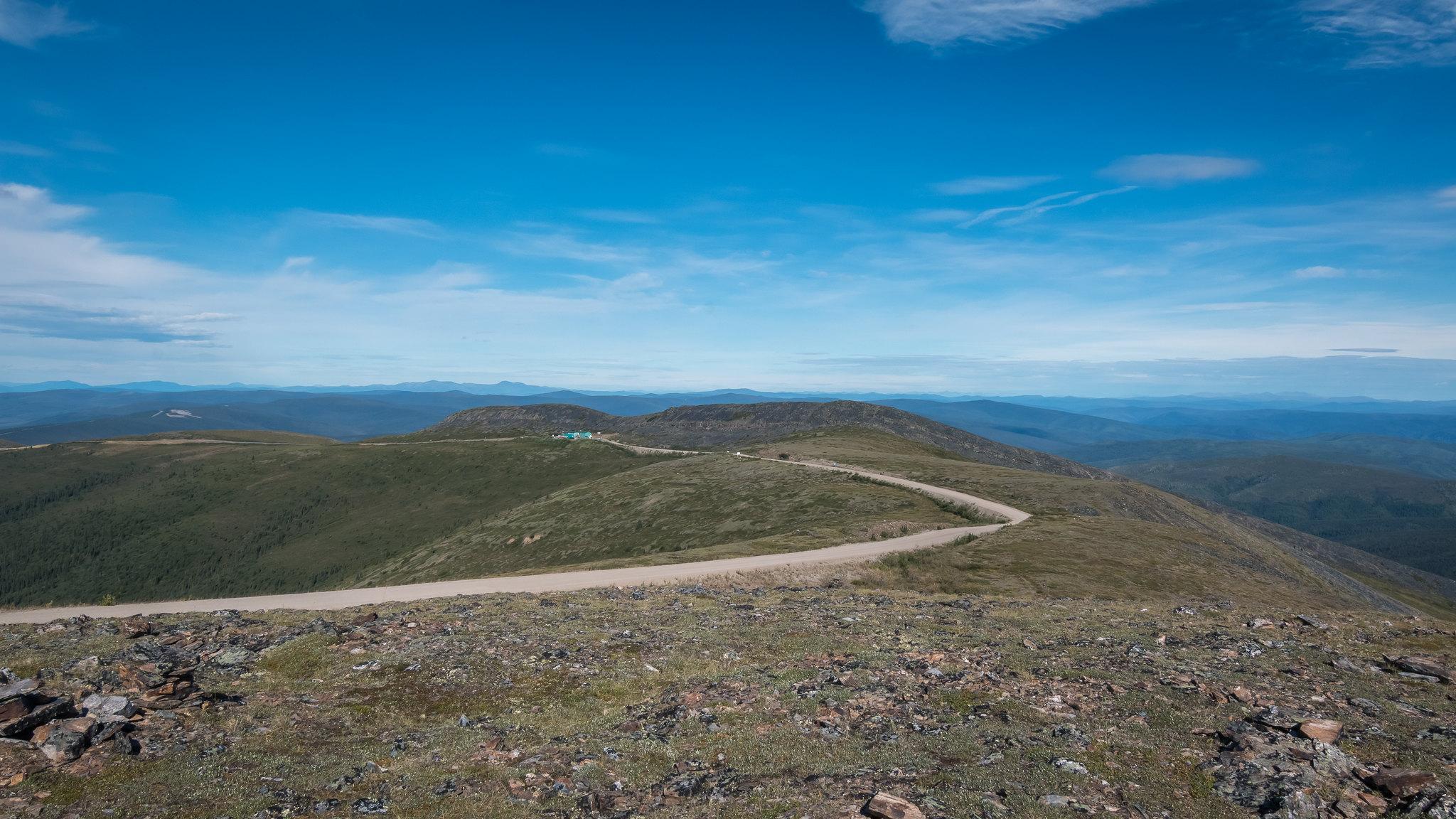 Top of the World Hwy - Yukon - [Canada]