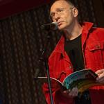 James Robertson reads in Ten at Ten  