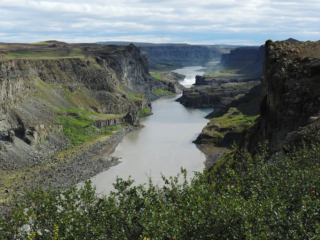 Jökulsárgljúfur Canyon, Iceland