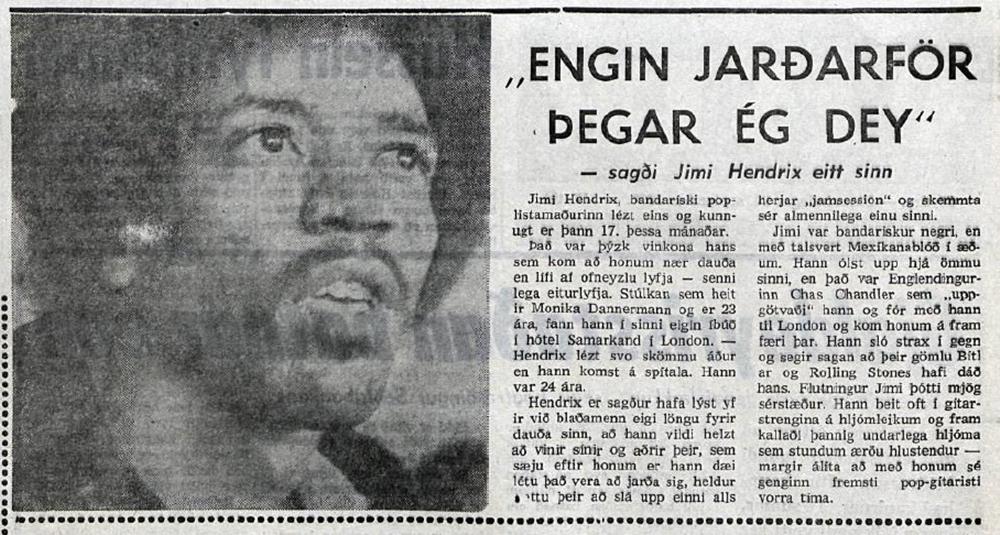 VISIR (ICELAND) SEPTEMBER 24, 1970