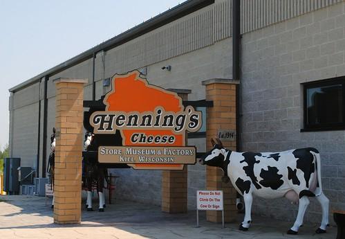 Henning's Cheese - Kiel, Wisconsin