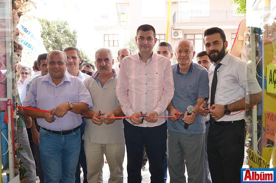 Alaiye Tulum Şarküteri &Yöresel Ürünler açıldı