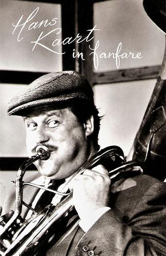 Hans Kaart in Fanfare (1958)