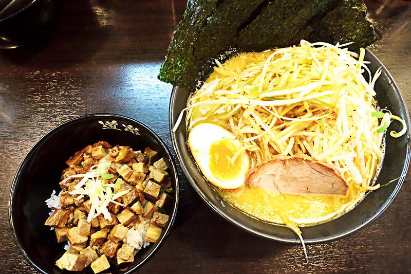 とんこつラーメン道楽 蒲田店