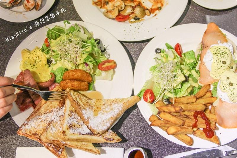 台中早午餐 勤美早午餐 義拉瓦 yilawa 勤美餐廳 勤美寵物友善 台中brunch 台中美食 台中好吃 0