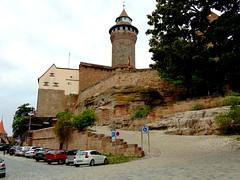 castelele bavariei-nurnberger burg
