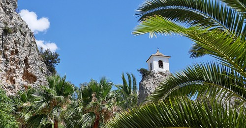 Guadalest. From Exploring Spain: Fall in Love with Inland Alicante