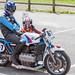Lydden Hill August 2016 Paddock Sidecar BMW K100 No 67 001