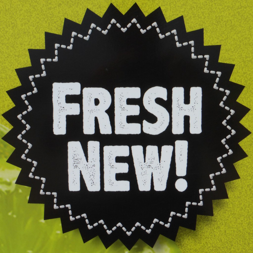 fresh new