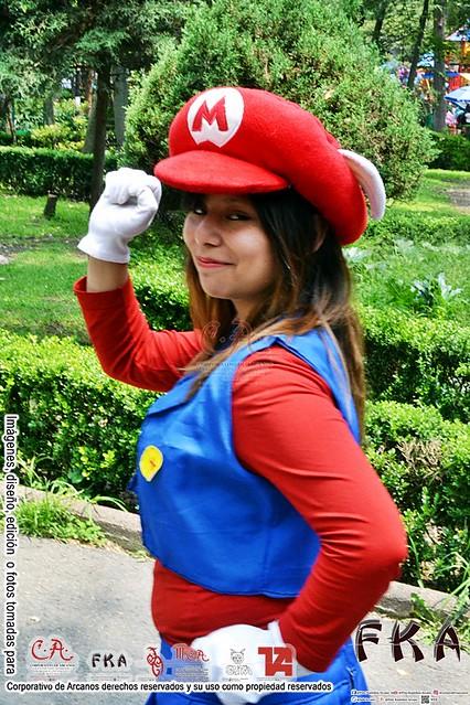Sesión Mario Bros Temática Libre-Mario Bros