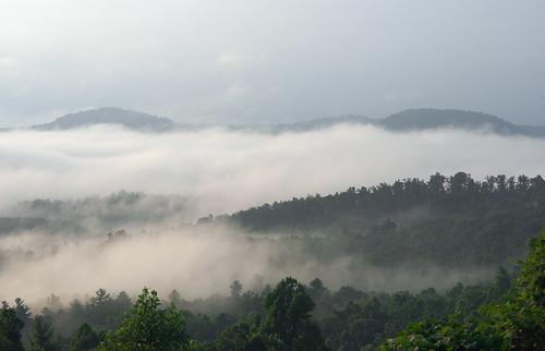 landscape scenic rural northcarolina mountains