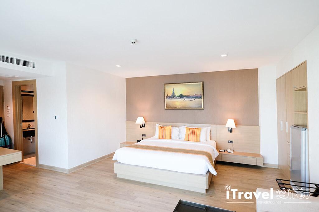 芭达雅埃德尔菲饭店 Adelphi Pattaya Hotel (13)