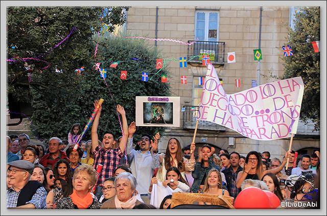 #BriviescaFiestas17 Lectura del pregón y Proclamación de las Reinas (17)
