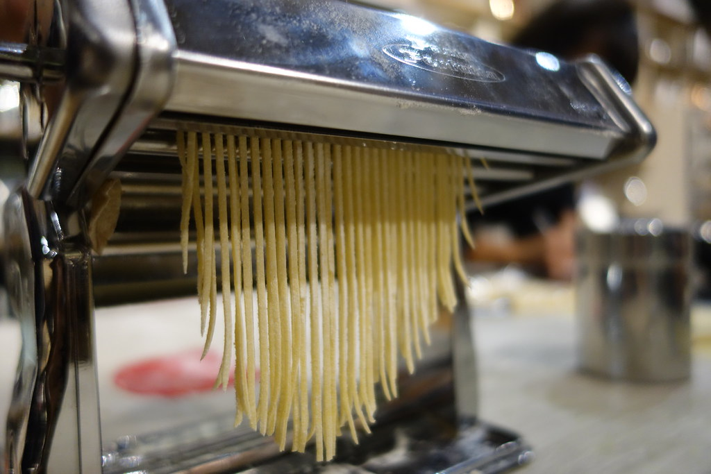 Borough Kitchen Fresh Pasta Class