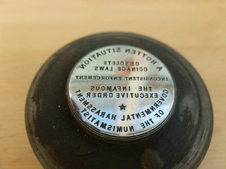 A Rotten Situation medal die