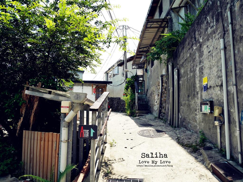 台北公館站下午茶尖蚪咖啡館 (1)